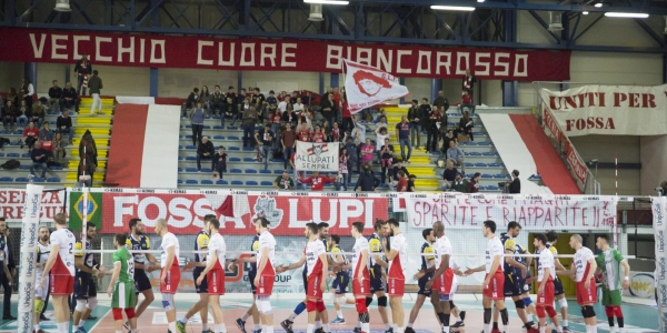 GARA3 PLAY OFF KemasLamipel S.Croce – Monini Spoleto