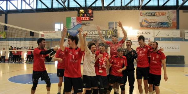 Finale regionale U19 Polochem Lupi – Arezzo Volley