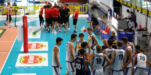 Amichevoli ITALIA U21
