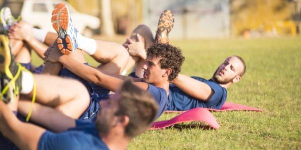 Primo allenamento Kemas Lamipel Santa Croce 2016